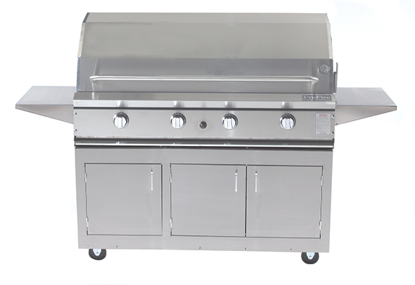 "PF SERIES 48"" Grill on Cart"