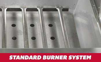 Standard Burner System