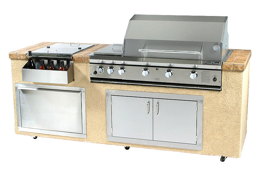 """48"""" Grill 