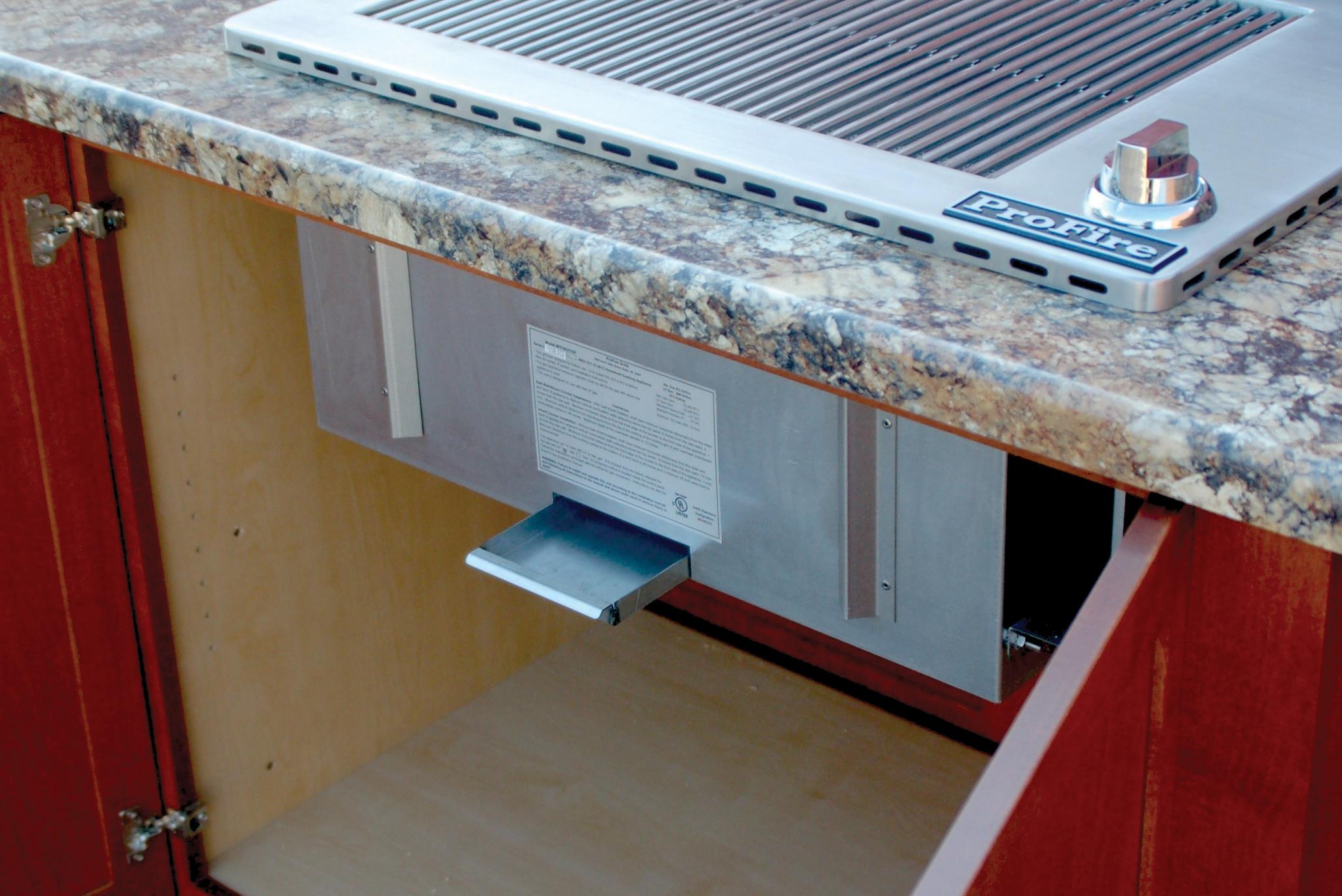 Indoor Grill Drip Tray