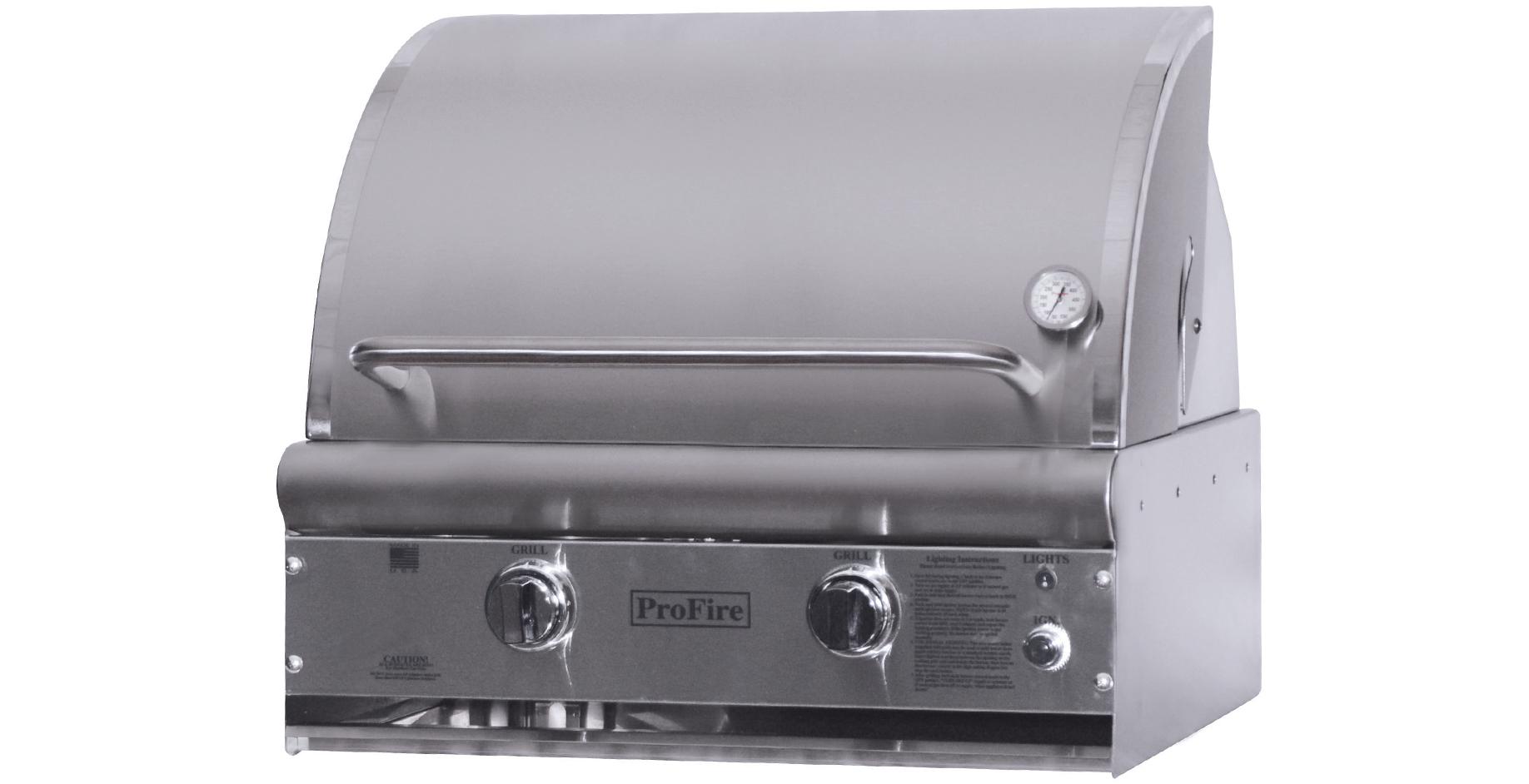 """PFDLX 27"""" Grill Head"""