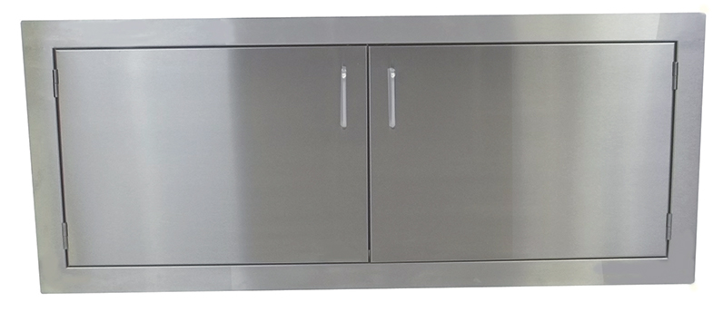PF48DD Extra Large Double Doors
