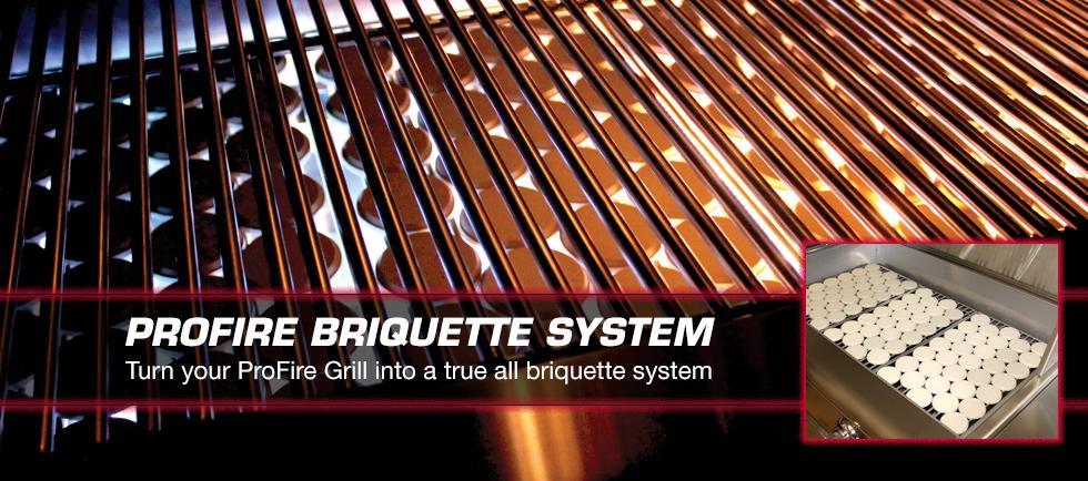 ProFire Briquette System