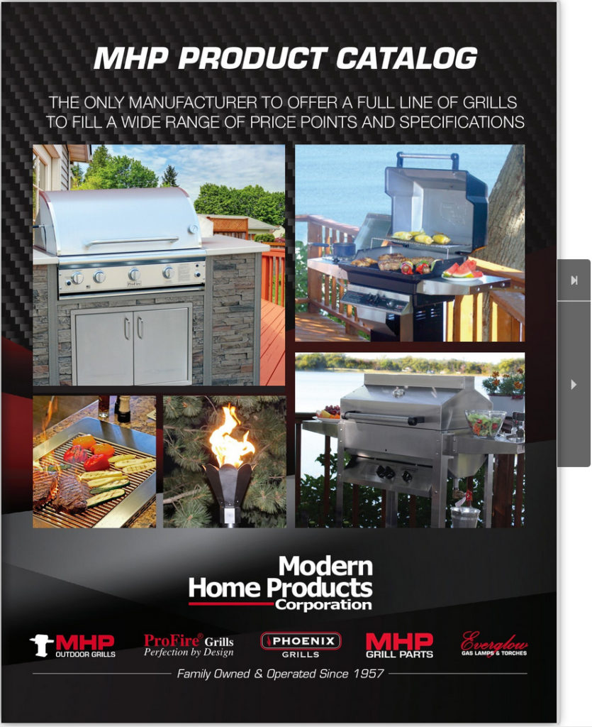 MHP Product Catalog 2018