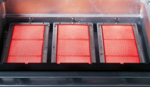 Infrared Grilling Tip
