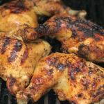 Beer Brined BBQ Chicken